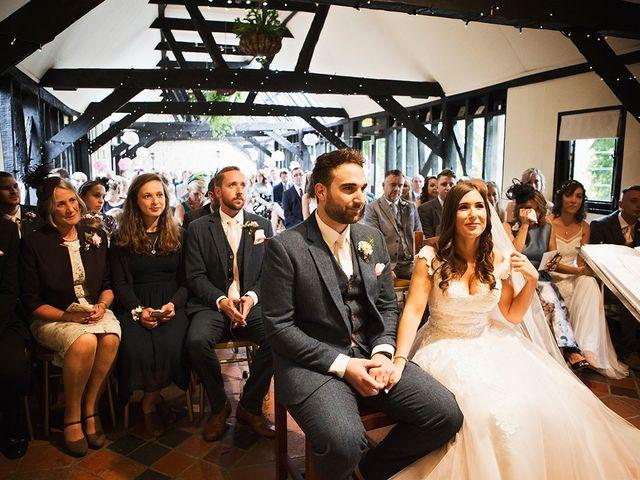 Il matrimonio di Grahame e Jade a Torino, Torino 90