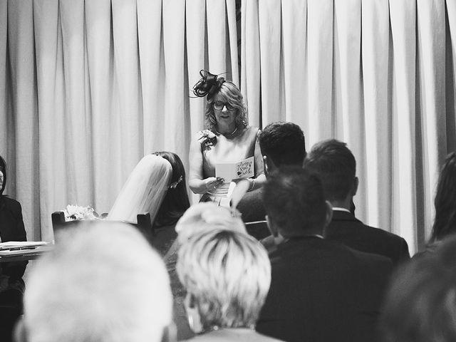 Il matrimonio di Grahame e Jade a Torino, Torino 91