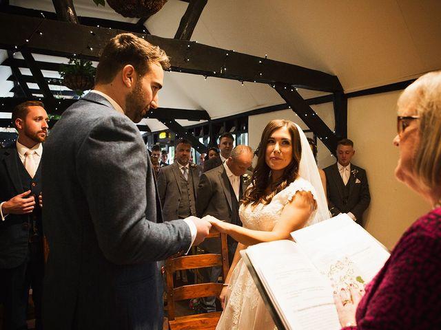 Il matrimonio di Grahame e Jade a Torino, Torino 92