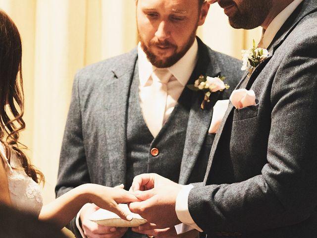 Il matrimonio di Grahame e Jade a Torino, Torino 96