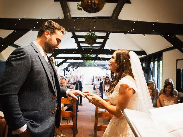 Il matrimonio di Grahame e Jade a Torino, Torino 97
