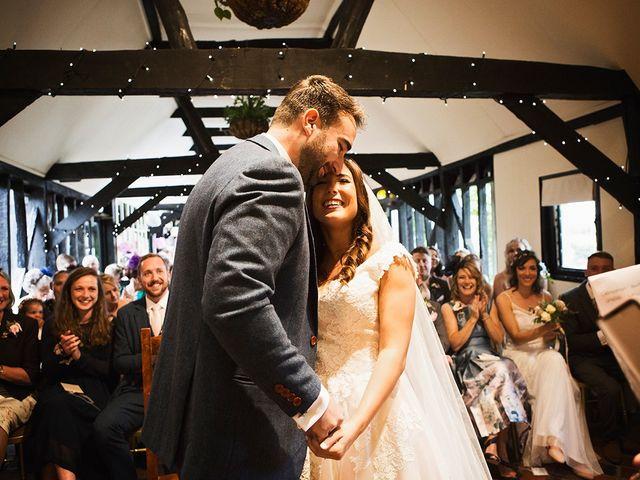 Il matrimonio di Grahame e Jade a Torino, Torino 99