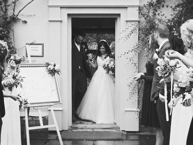 Il matrimonio di Grahame e Jade a Torino, Torino 106