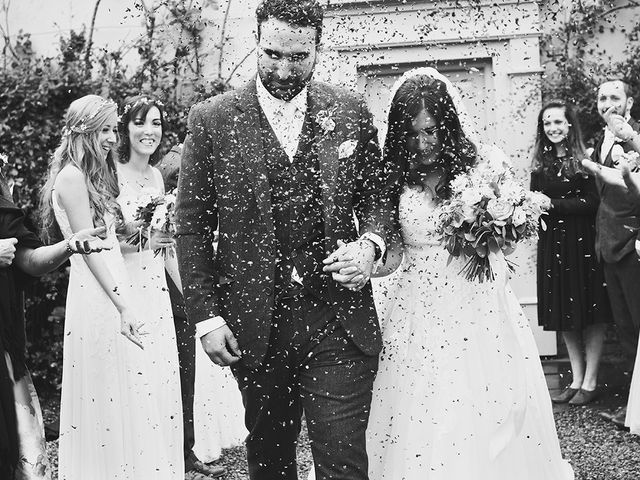 Il matrimonio di Grahame e Jade a Torino, Torino 110