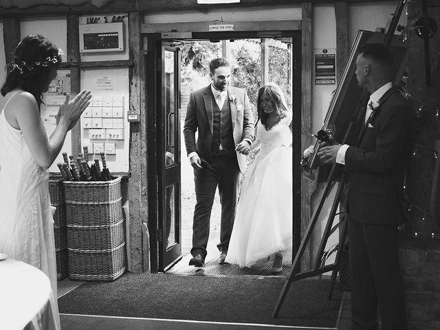 Il matrimonio di Grahame e Jade a Torino, Torino 154