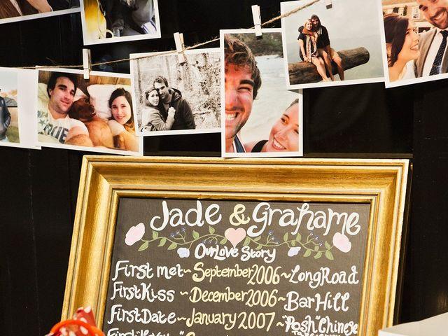 Il matrimonio di Grahame e Jade a Torino, Torino 169