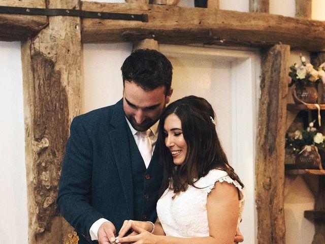 Il matrimonio di Grahame e Jade a Torino, Torino 172