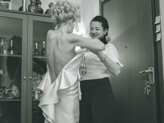 Il matrimonio di Roberto e Iryna a Cermenate, Como 31
