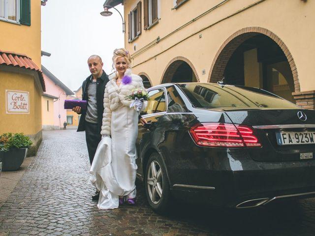 Il matrimonio di Roberto e Iryna a Cermenate, Como 43