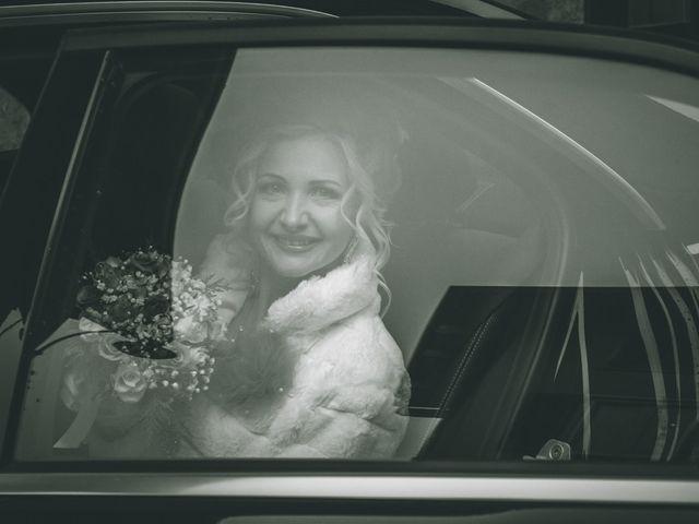 Il matrimonio di Roberto e Iryna a Cermenate, Como 44