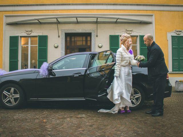 Il matrimonio di Roberto e Iryna a Cermenate, Como 46