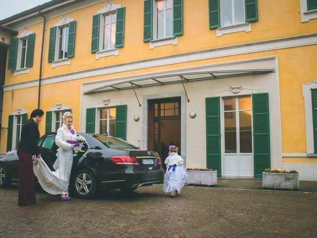 Il matrimonio di Roberto e Iryna a Cermenate, Como 47