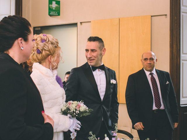 Il matrimonio di Roberto e Iryna a Cermenate, Como 53