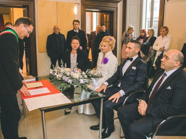Il matrimonio di Roberto e Iryna a Cermenate, Como 54