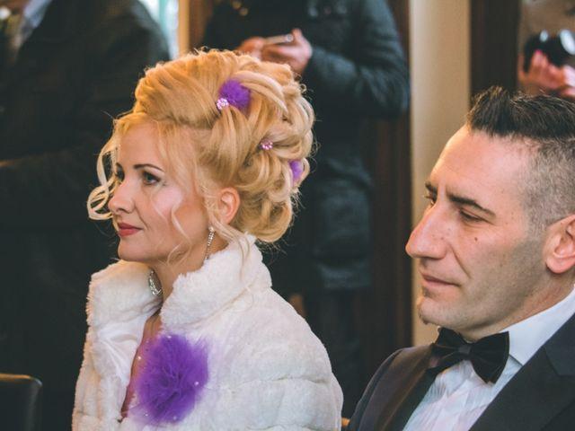 Il matrimonio di Roberto e Iryna a Cermenate, Como 55