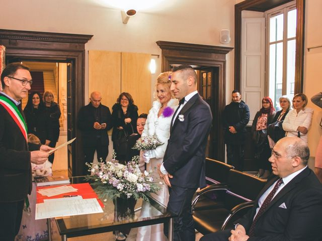 Il matrimonio di Roberto e Iryna a Cermenate, Como 64