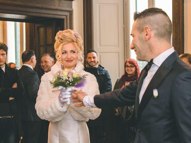 Il matrimonio di Roberto e Iryna a Cermenate, Como 73