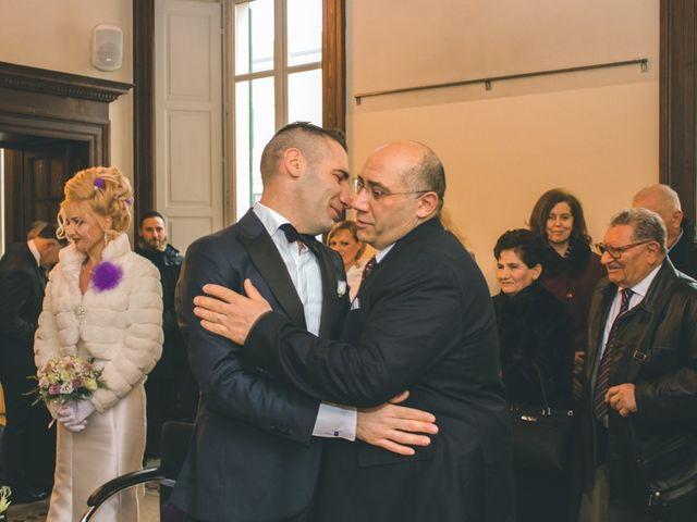 Il matrimonio di Roberto e Iryna a Cermenate, Como 74