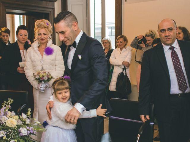 Il matrimonio di Roberto e Iryna a Cermenate, Como 75