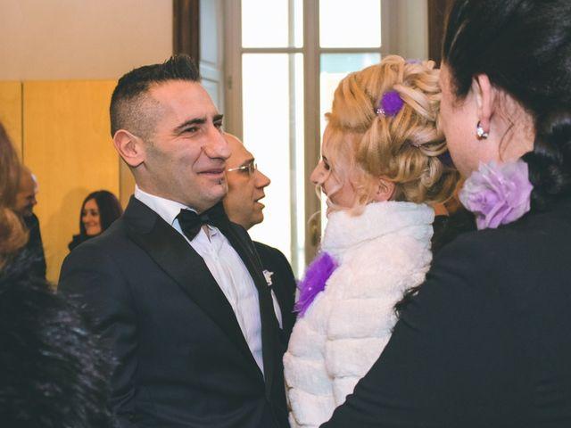 Il matrimonio di Roberto e Iryna a Cermenate, Como 80