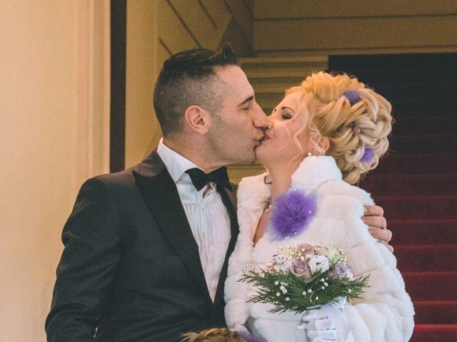 Il matrimonio di Roberto e Iryna a Cermenate, Como 82
