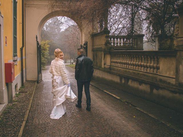 Il matrimonio di Roberto e Iryna a Cermenate, Como 89
