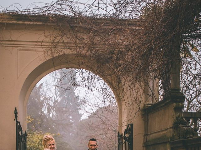 Il matrimonio di Roberto e Iryna a Cermenate, Como 90
