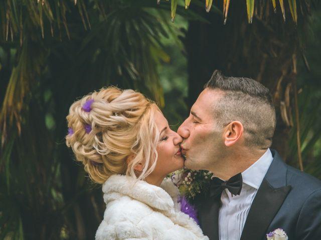 Il matrimonio di Roberto e Iryna a Cermenate, Como 100