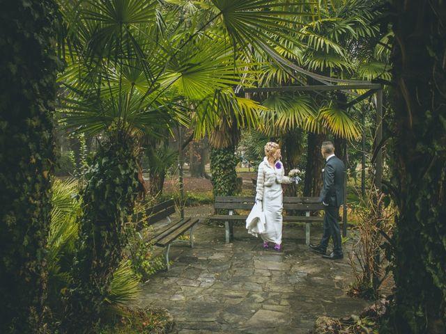Il matrimonio di Roberto e Iryna a Cermenate, Como 104