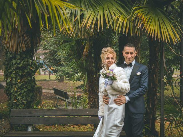 Il matrimonio di Roberto e Iryna a Cermenate, Como 106