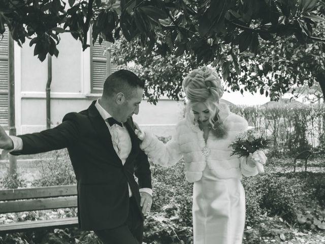 Il matrimonio di Roberto e Iryna a Cermenate, Como 107
