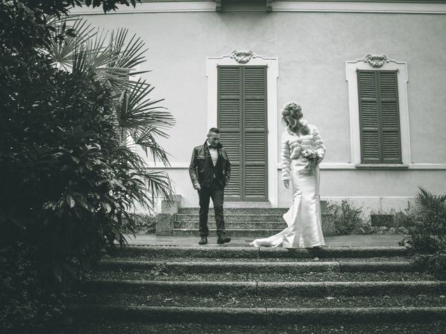 Il matrimonio di Roberto e Iryna a Cermenate, Como 108
