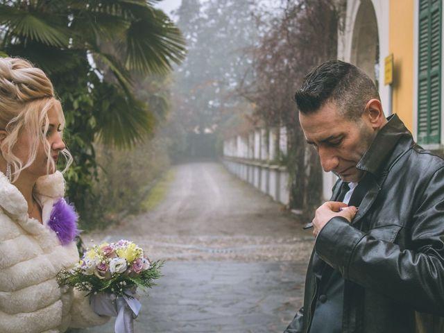 Il matrimonio di Roberto e Iryna a Cermenate, Como 110