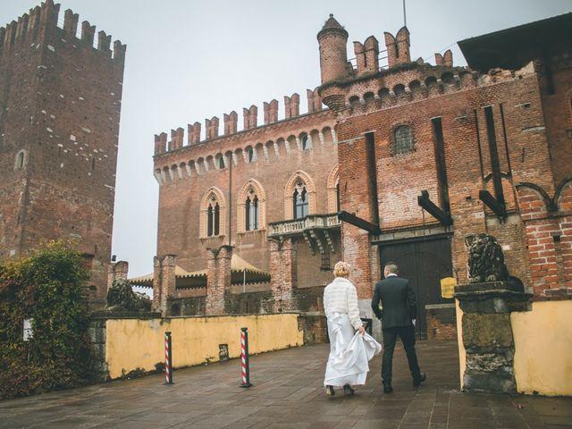 Il matrimonio di Roberto e Iryna a Cermenate, Como 112