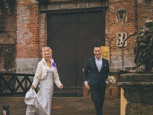 Il matrimonio di Roberto e Iryna a Cermenate, Como 113