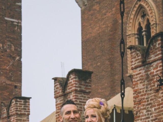 Il matrimonio di Roberto e Iryna a Cermenate, Como 119