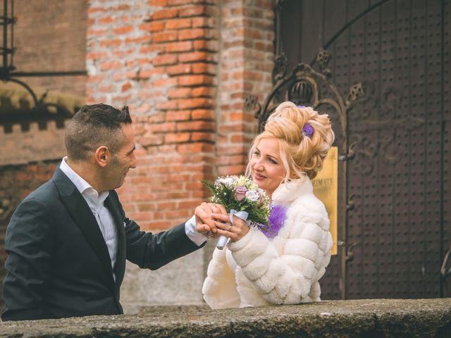 Il matrimonio di Roberto e Iryna a Cermenate, Como 124