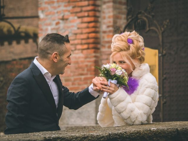 Il matrimonio di Roberto e Iryna a Cermenate, Como 125