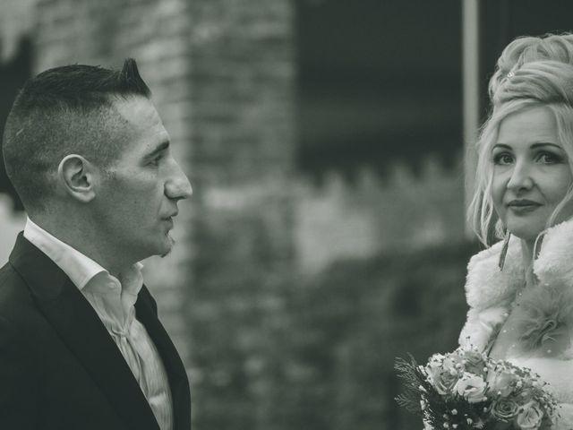 Il matrimonio di Roberto e Iryna a Cermenate, Como 130