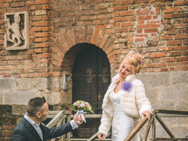 Il matrimonio di Roberto e Iryna a Cermenate, Como 133