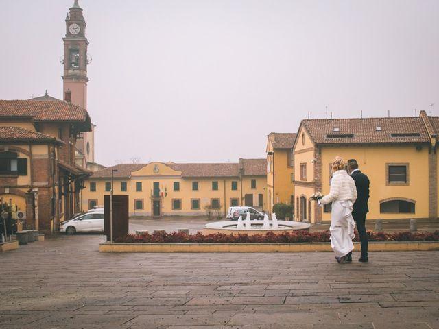 Il matrimonio di Roberto e Iryna a Cermenate, Como 136