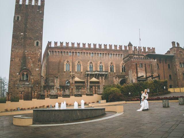 Il matrimonio di Roberto e Iryna a Cermenate, Como 139