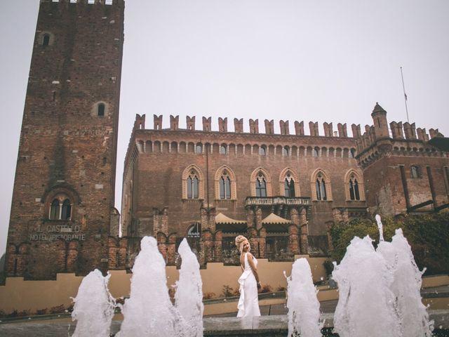 Il matrimonio di Roberto e Iryna a Cermenate, Como 141