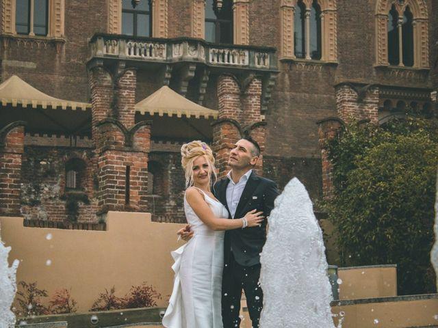 Il matrimonio di Roberto e Iryna a Cermenate, Como 143
