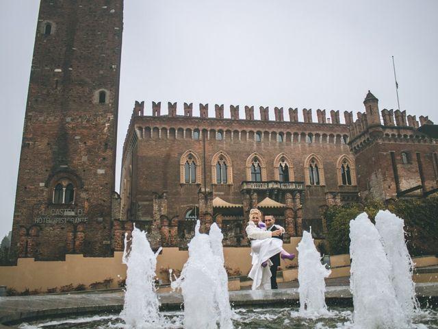 Il matrimonio di Roberto e Iryna a Cermenate, Como 144