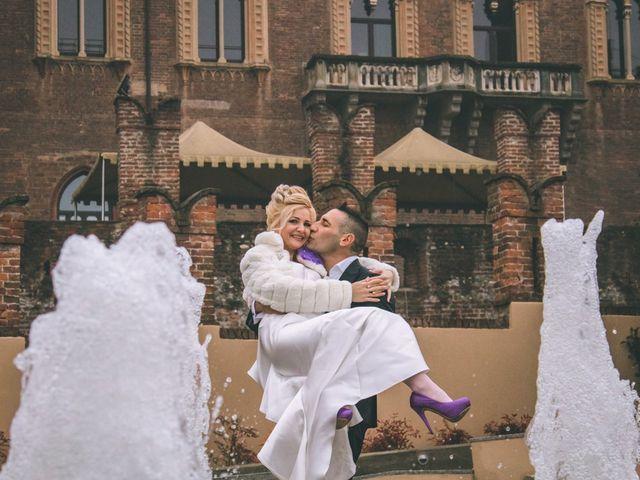 Il matrimonio di Roberto e Iryna a Cermenate, Como 145