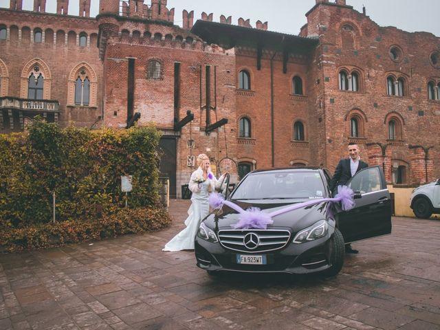 Il matrimonio di Roberto e Iryna a Cermenate, Como 154