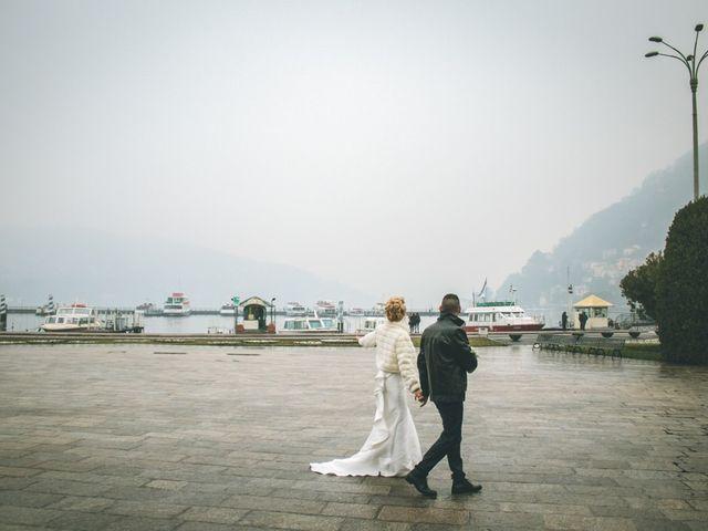 Il matrimonio di Roberto e Iryna a Cermenate, Como 155