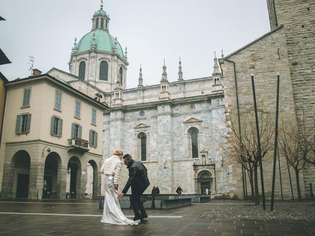 Il matrimonio di Roberto e Iryna a Cermenate, Como 158