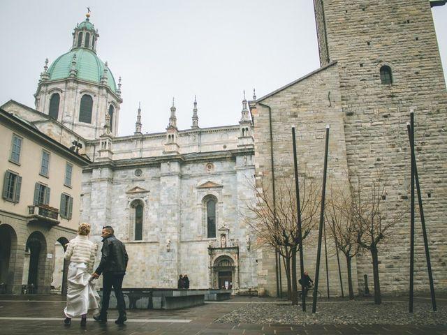 Il matrimonio di Roberto e Iryna a Cermenate, Como 159